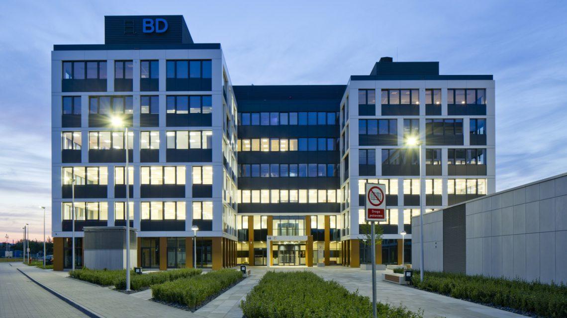 Business Garden Wrocław